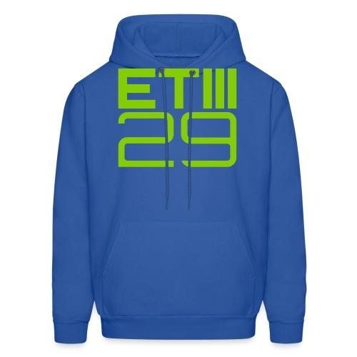 et329 - Men's Hoodie