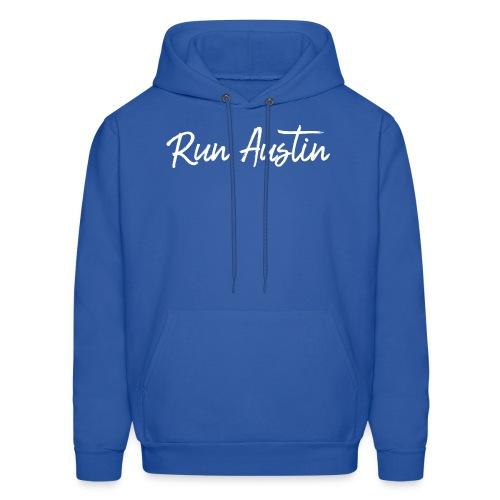 Run Austin Virtual Series - Men's Hoodie