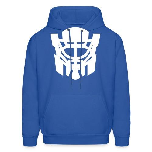 optimus reim crest - Men's Hoodie
