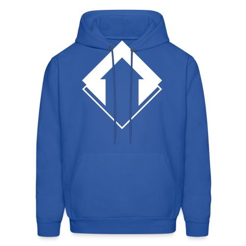 VLC Logo Single Colour - Men's Hoodie