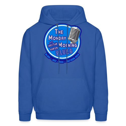 Official Branding of The Monday Morning Blues! - Men's Hoodie