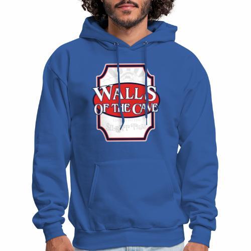 Walls of the Cave - Men's Hoodie