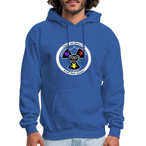 Pikes Peak Gamers Convention 2019 - Clothing - Men's Hoodie