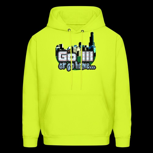 Go Ill or Go Home - Men's Hoodie