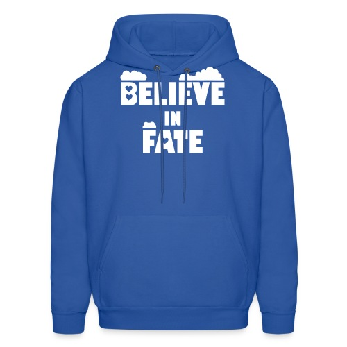 Believe In Fate | Mike Fate - Men's Hoodie