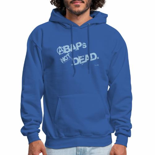 ABAPsNotDead light blue - Men's Hoodie