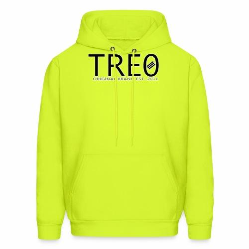 TRE0 Brand Glow White - Men's Hoodie