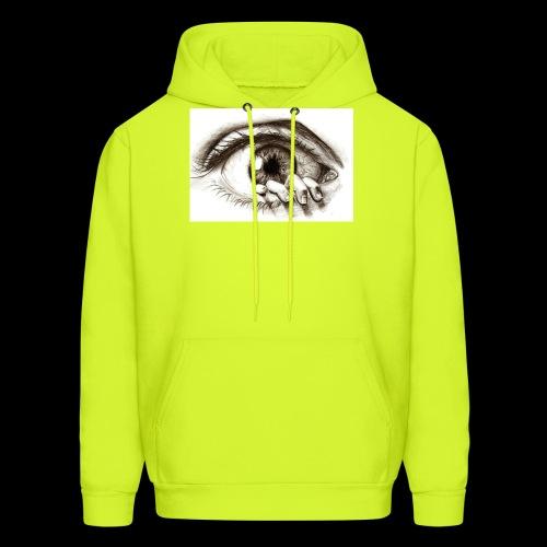 eye breaker - Men's Hoodie