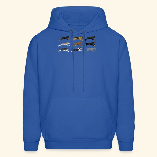 The Starting Nine - Men's Hoodie