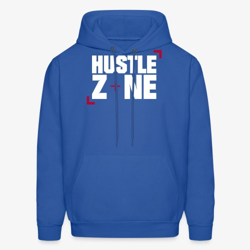 Hustle Zone TV - Men's Hoodie