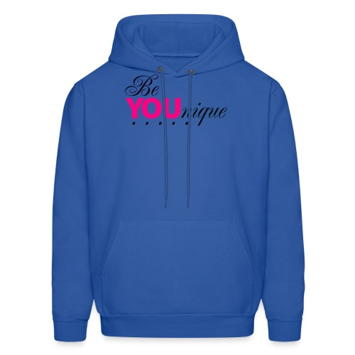Be Unique Be You Just Be You - Men's Hoodie