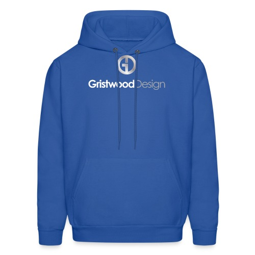 Gristwood Design Logo For Dark Fabric - Men's Hoodie