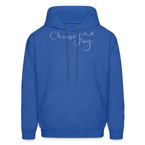 Choose Joy - Men's Hoodie