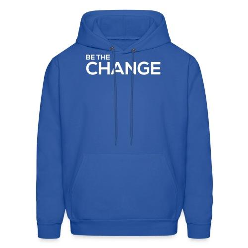 Be the Change - Men's Hoodie