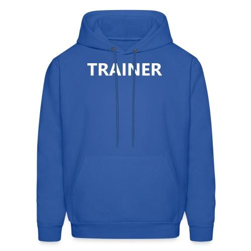 Trainer - Men's Hoodie