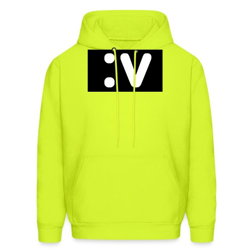 LBV side face Merch - Men's Hoodie