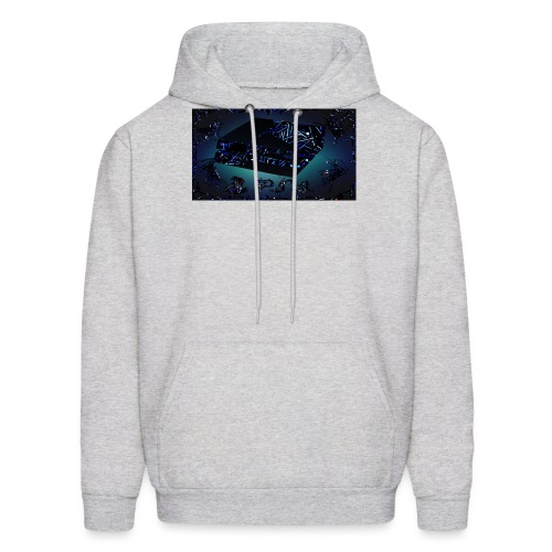 ps4 back grownd - Men's Hoodie