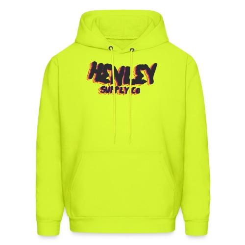 Henley Retro T-Shirt - Men's Hoodie