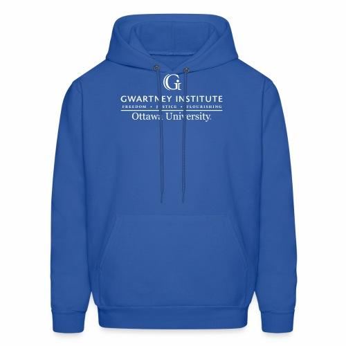 Gwartney Institute Logo - Men's Hoodie