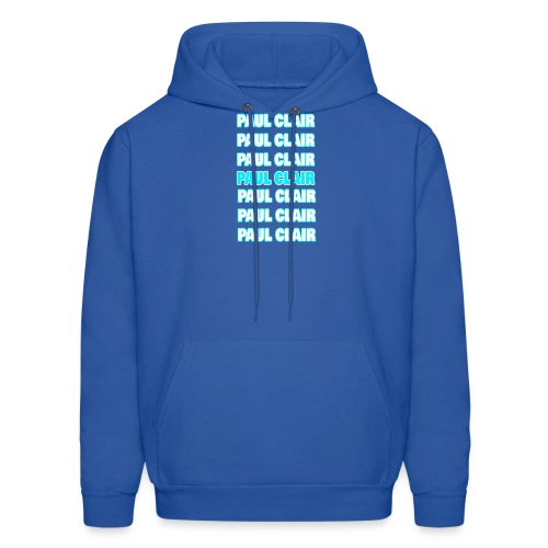 Paul Clair Stand Out Adult - Men's Hoodie