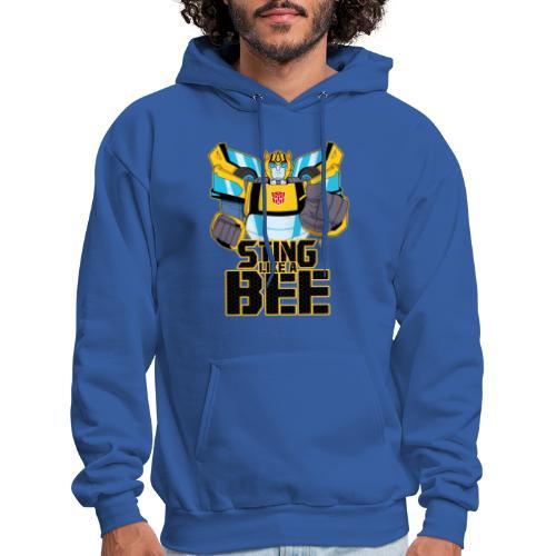 STING LIKE A BEE - Men's Hoodie
