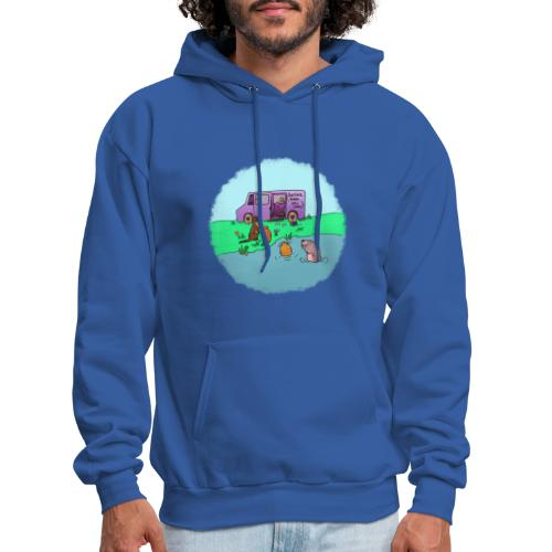 Sleve and the River Otters - Men's Hoodie