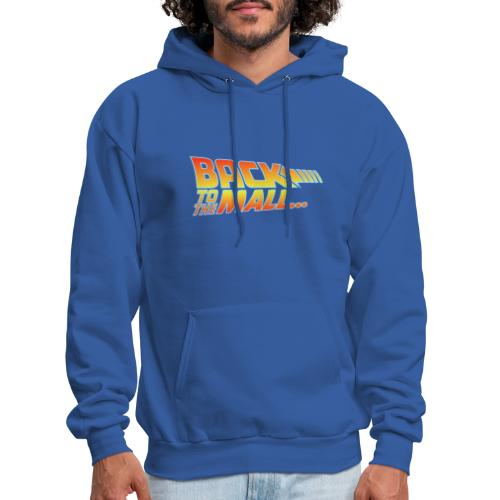 Back To The Mall - Men's Hoodie