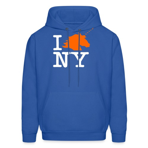 I Unicorn New York (Kristaps Porzingis) - Men's Hoodie