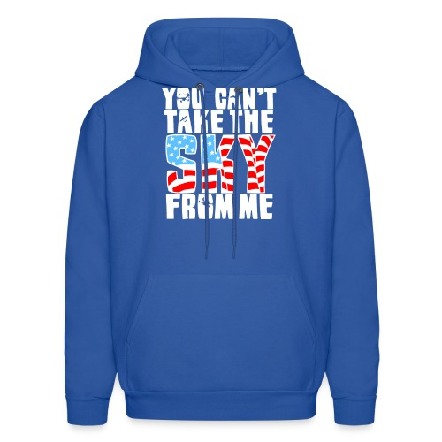 Can t Take the Sky USA - Men's Hoodie