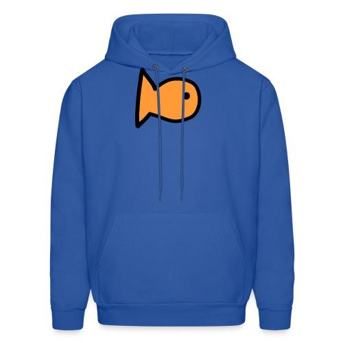 Charlytoons's fish - Men's Hoodie