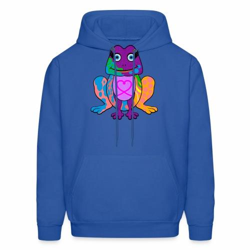 I heart froggy - Men's Hoodie