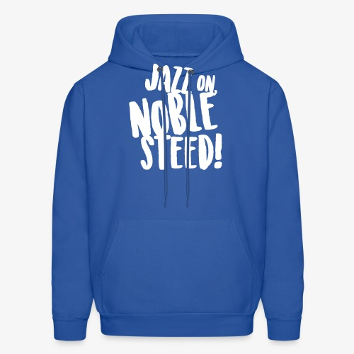 MSS Jazz on Noble Steed - Men's Hoodie