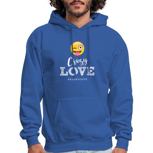 Crazy Love - Men's Hoodie