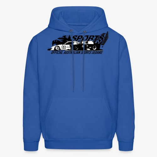 official sports sedans - Men's Hoodie