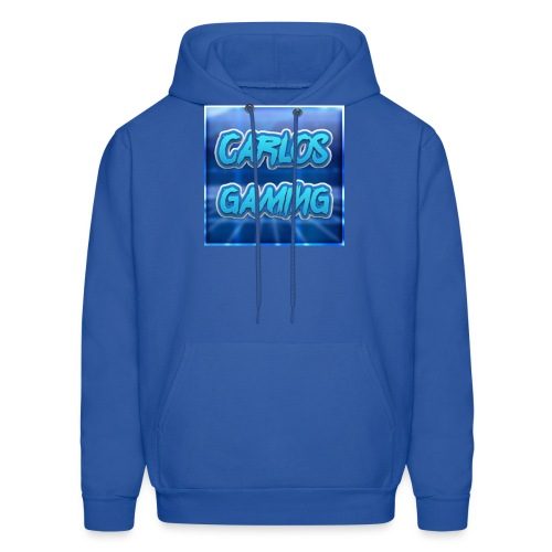 Carlos Gaming merchandise - Men's Hoodie