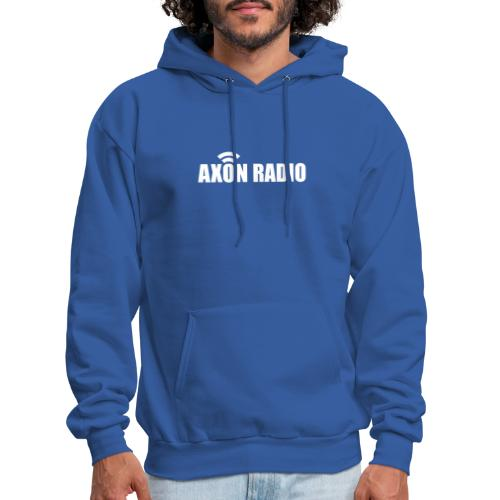 Axon Radio | White night apparel. - Men's Hoodie