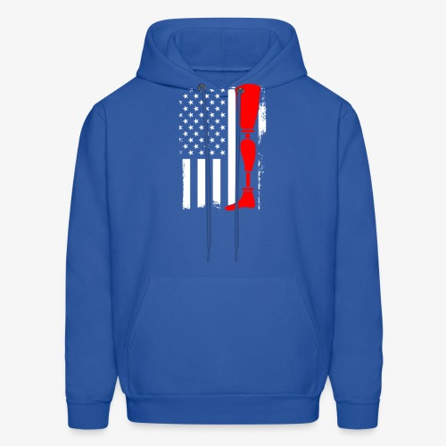 Equality for People with Disabilities - Men's Hoodie
