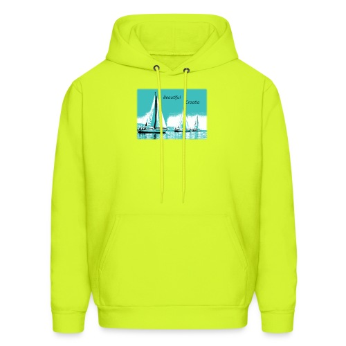 Beautiful Croatia - Men's Hoodie