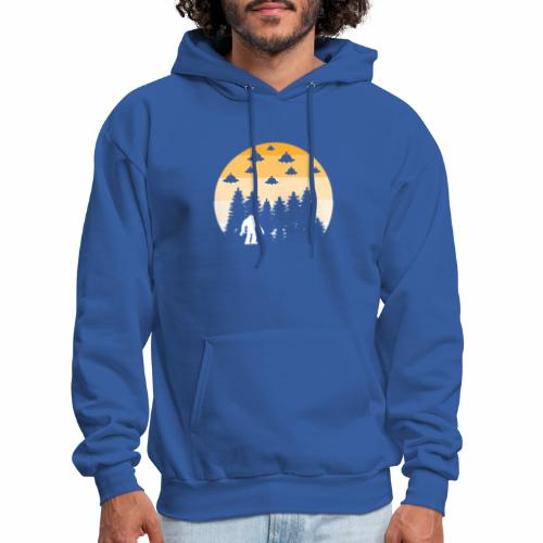 BIGFOOT UFO - Men's Hoodie