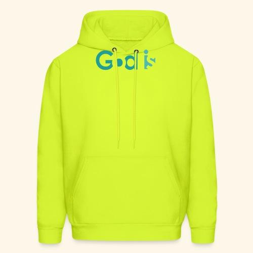 GOD IS #4 - Men's Hoodie