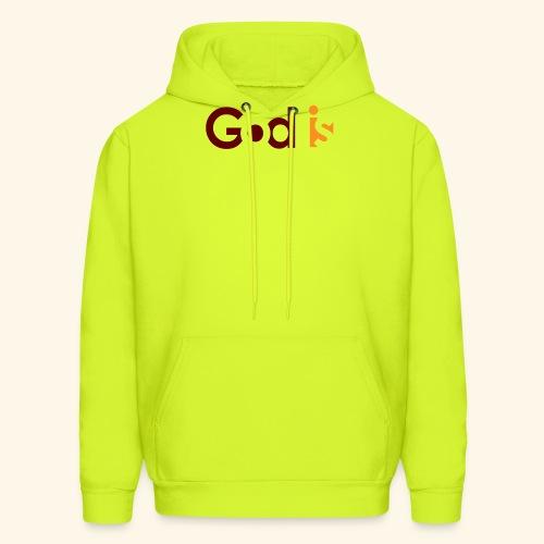 GOD IS #5 - Men's Hoodie