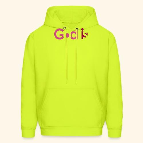 GOD IS #2 - Men's Hoodie