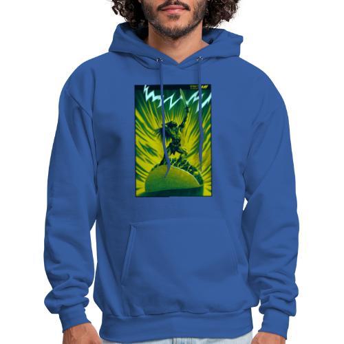 TACO BARBARIAN (green n blue variant) - Men's Hoodie