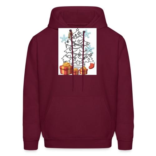 Christmas is here!! - Men's Hoodie