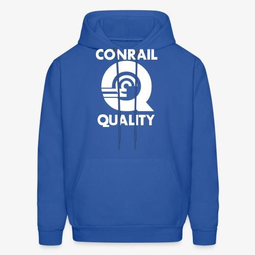 Conrail Quality (Condensed) - Men's Hoodie