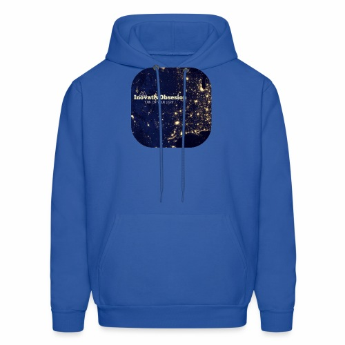 "InovativObsesion ""TURN ON YOU LIGHT"" Apparel - Men's Hoodie"