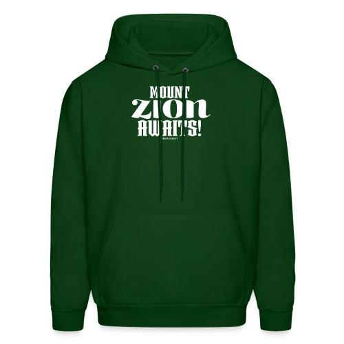 Mount ZION Awaits - Men's Hoodie