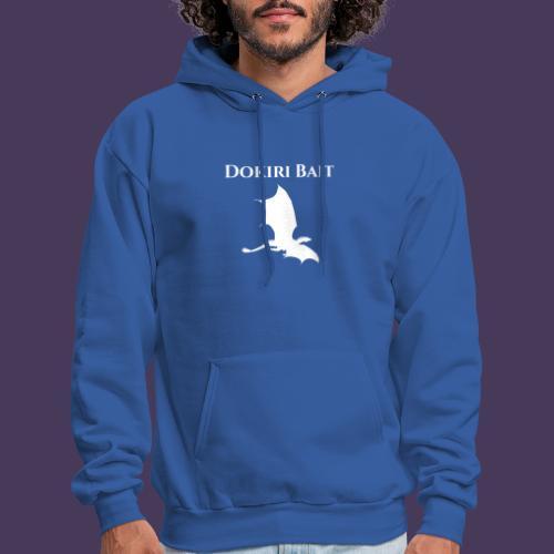 Dokiri Bait White - Men's Hoodie