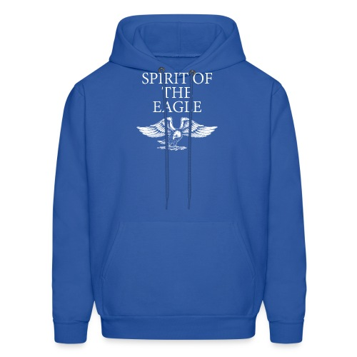 Spirit of the Eagle - Men's Hoodie