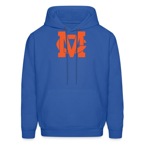 interlocking MC vector - Men's Hoodie
